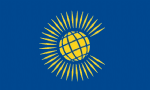 Commonwealth Large Flag - 3' x 2'.
